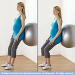 Squat avec stability ball