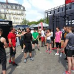 Speech avant les exercices