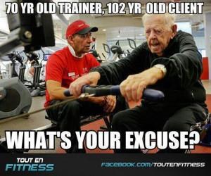 Quelle est votre excuse ?