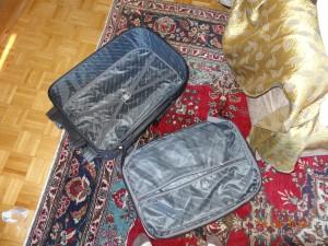 Ma belle valise...