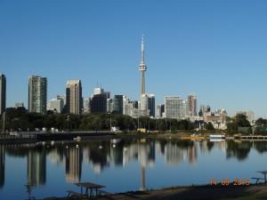 Toronto et ses buildings