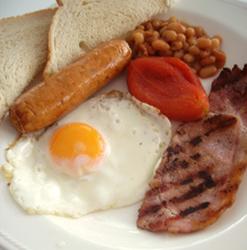 """Petit-déjeuner """"Irlandais"""""""