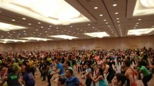 Séance de fitness Herbalife à Chicago - Extravaganza